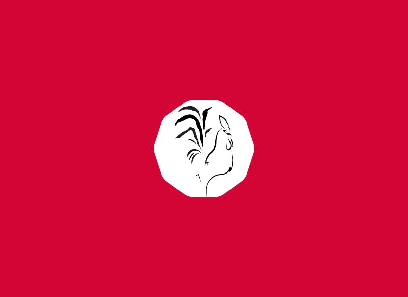 Identite visuelle Rotisserie Montaigne by Noon Graphic Design