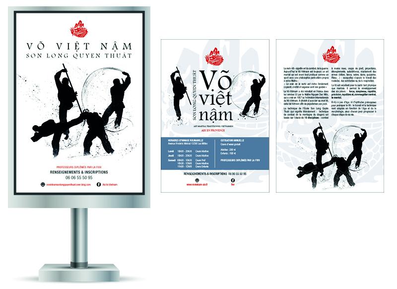 Vo Vietnam by Noon Graphic Design