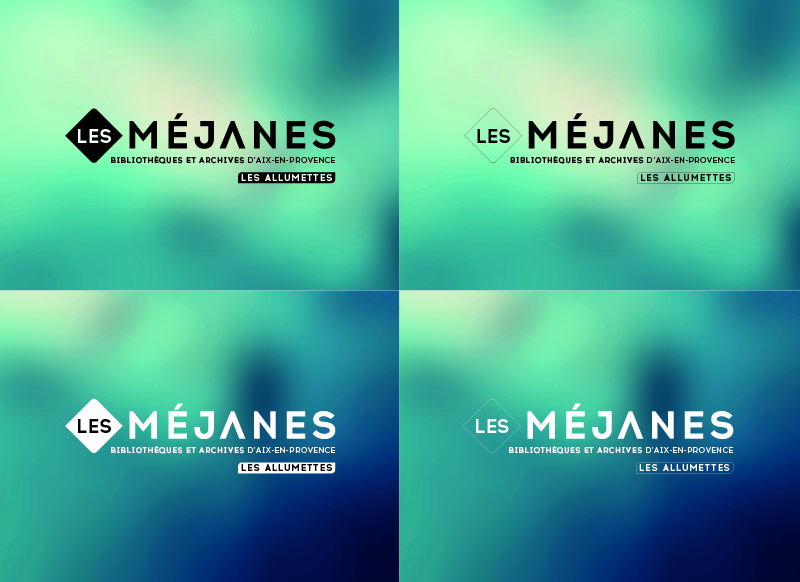 Bibilotheque Mejanes Aix En Provence by Noon Graphic Design