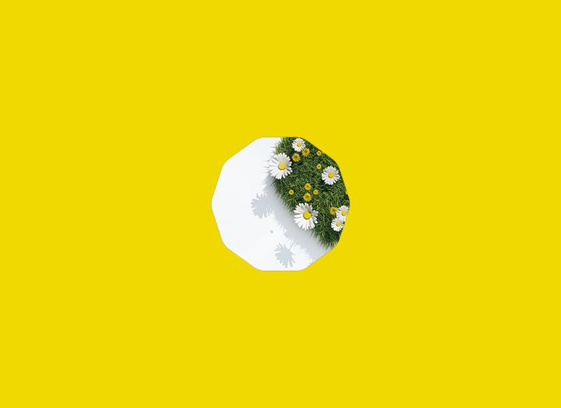 Campagne de voeux 2018 pour la ville de Pélissanne by Noon Graphic Design